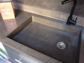 Comment faire un evier en beton cire - Comment faire pour deboucher un evier ...